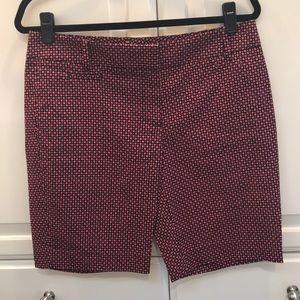 "LOFT - Marisa 10"" inseams Shorts"